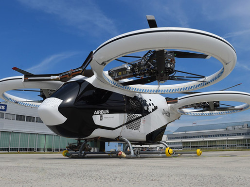 Could CityAirbus be the future of Airbus?