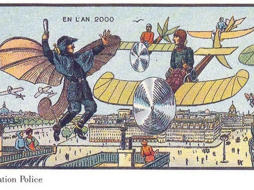 What people in 1900 thought the Year 2000 would look like: the lost future of the oceans...