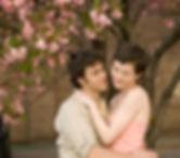 Cherry Blossom Love