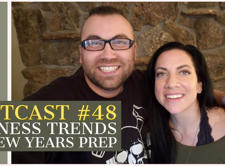 HIITCAST 048 - Fitness Trends & New Years Prep