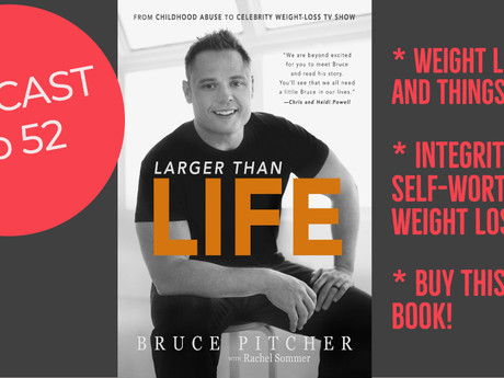 HIITCAST 52 - Bruce Pitcher