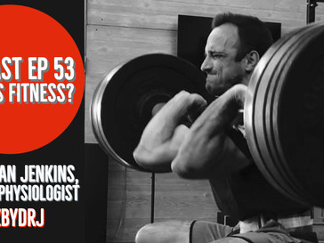 HIITCAST ep 53 - What is Fitness?