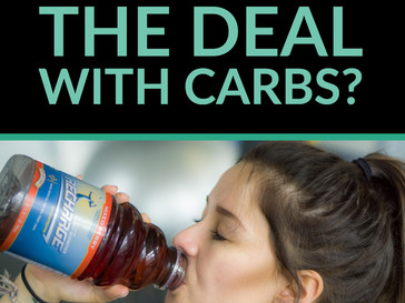 HIITCAST 007: What's the Deal with Carbs?