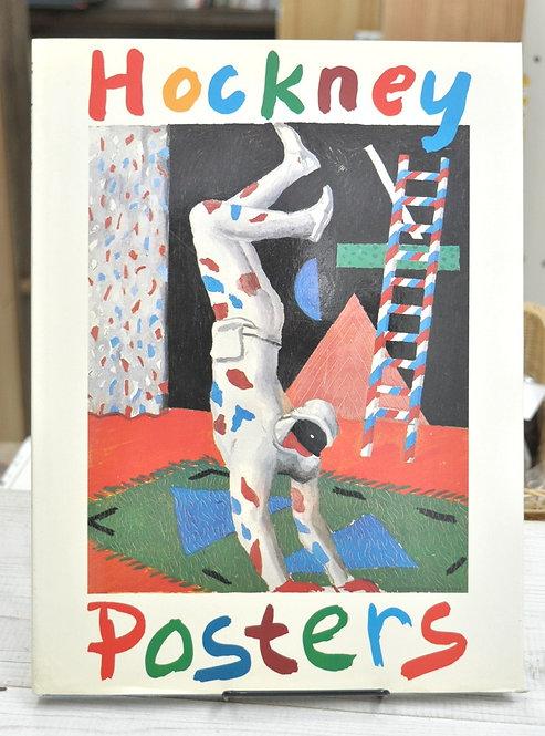 HOCKNEY,POSTERS by David Hockney,ホックニー,デイヴィッド・ホックニー,古書,古本,千葉,佐倉,京成佐倉,アベイユブックス