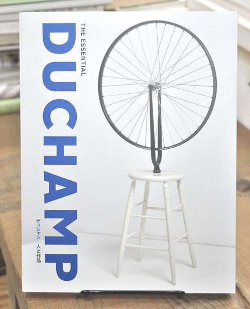 The Essential DUCHAMP,デュシャン,人と作品,古書,古本,千葉,佐倉,京成佐倉,アベイユブックス