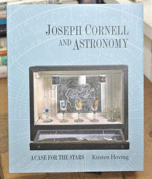 Joseph Cornell and Astronomy,A CASE for the STARS,ジョセフ・コーネル,カーステン・ホーヴィング,古書,古本,千葉,佐倉,,京成佐倉,アベイユブックス