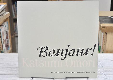 大森克己,Bonjour!,Katsumi Omori ,古書,古本,千葉,佐倉,京成佐倉,アベイユブックス