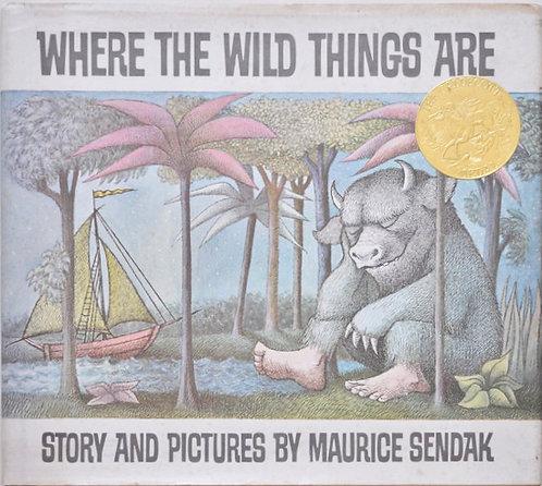 Where The Wild Things Are / Maurice Sendak / HARPER & ROW,PUBLISHERS