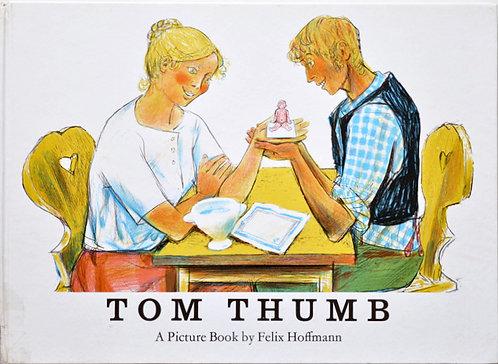 Tom Thumb,親指サム,Felix Hoffmann,フェリックス・ホフマン,Oxford University Press,絵本,古書,古本,千葉,佐倉,アベイユブックス