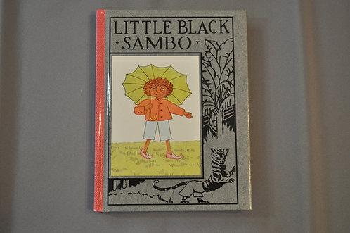 LITTLE BLACK SAMBO (ちびくろサンボ 原書)