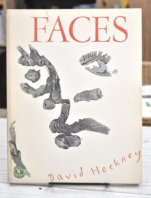 David Hockney,faces,ホックニー,デイヴィッド・ホックニー,古書,古本,千葉,佐倉,京成佐倉,アベイユブックス