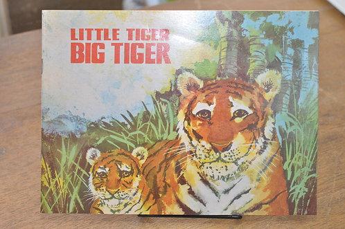 LITTLE TIGER BIG TIGER,小さいとらと大きいとら,アニル・ヴィヤス,古書,古本,千葉,佐倉,,京成佐倉アベイユブックス