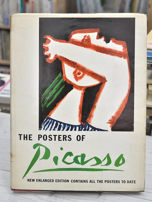 The Posters of Picasso,パブロ・ピカソ,Joseph K. Foster,Grosset & Dunlap,古書,古本,千葉,佐倉,,京成佐倉,アベイユブックス