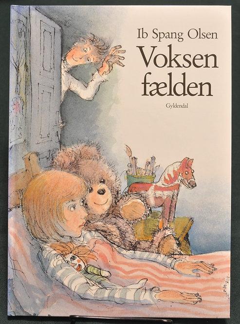 Voksen,大人のオリを作りましょ,Ib Spang Olsen,イブ・スパン・オルセン,ソンリーサ,Sonrisa,洋書,挿絵,古書,古本,千葉,佐倉,アベイユブックス