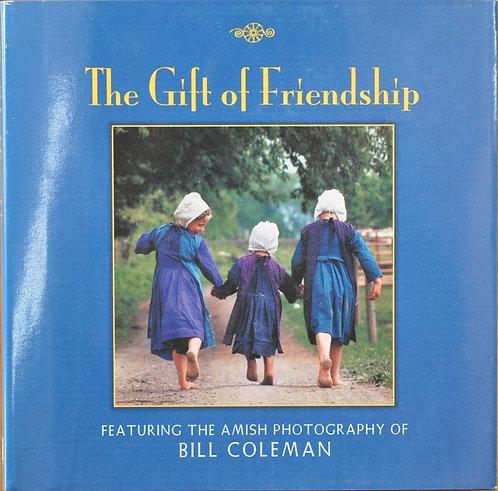 洋書,Bill Coleman,ビル・コールマン,the gift of friendship,童話,古書,古本,千葉,佐倉,アベイユブックス