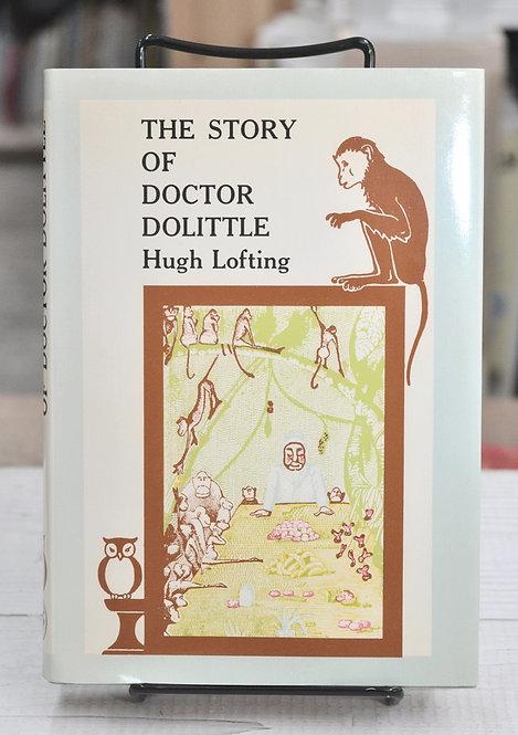 The Story of Doctor Dolittle,Hugh Lofting,ドリトル先生,古書,古本,絵本,京成佐倉,アベイユブックス