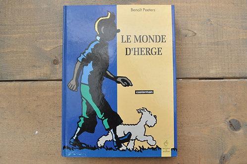 タンタン,エルジェ,Hergé,Tintin,LE MONDE,フランス,古書,古本,千葉,佐倉,アベイユブックス