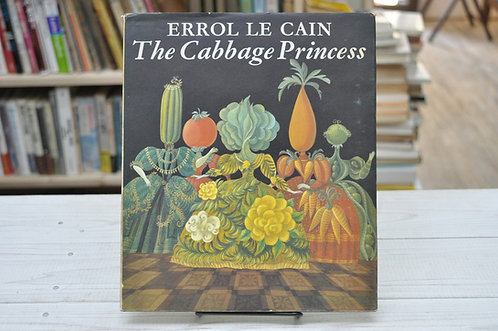 The Cabbage Princess,キャベツ姫,Errol Le Cain,エロール・カイン,洋書絵本,古書,古本,千葉,佐倉,,京成佐倉アベイユブックス