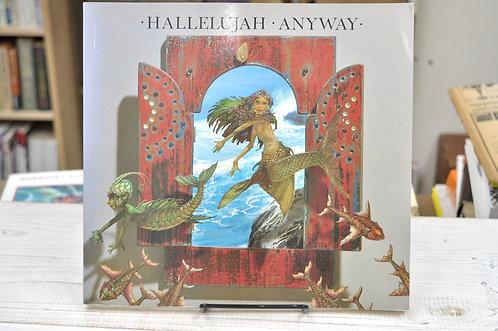 Hallelujah Anyway,パトリック・ウッドロフ,Patrick Woodroffe,古書,古本,千葉,佐倉,京成佐倉,アベイユブックス,手芸