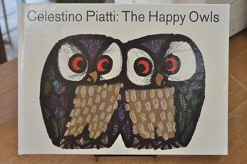 The Happy Owls,しあわせなふくろう,ピアッティ,古書,古本,千葉,佐倉,,京成佐倉アベイユブックス