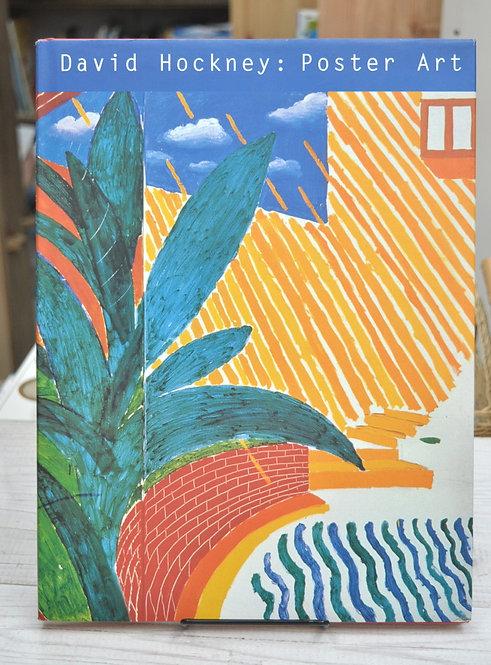 David Hockney,Poster Art,ホックニー,デイヴィッド・ホックニー,古書,古本,千葉,佐倉,京成佐倉,アベイユブックス