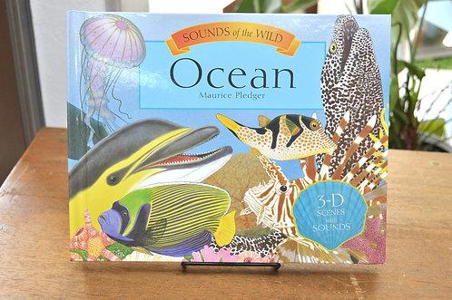 Ocean,OP UP-SOUNDS OF THE WILD OCEA,MauricePledger,モーリス・プレッジャー,古書,古本,千葉,佐倉,,京成佐倉,アベイユブックス