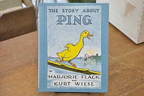 The Story about Ping,あひるのピンのおはなし,クルト・ヴィーゼ,古書,古本,千葉,佐倉,,京成佐倉アベイユブックス