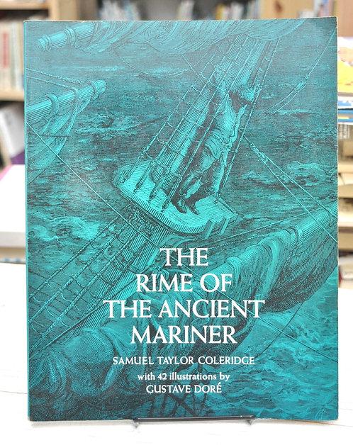 The Rime of the Ancient Mariner,コールリッジ,老水夫の歌,ギュスターヴ・ドレ,古書,古本,千葉,佐倉,京成佐倉,アベイユブックス