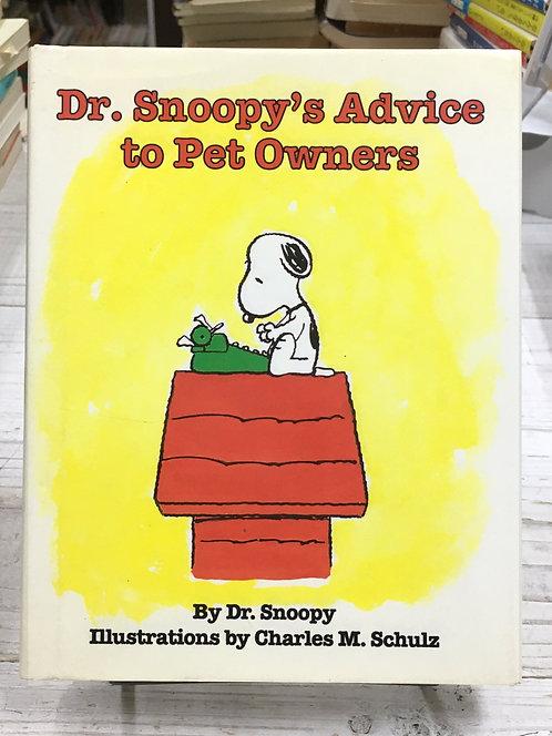 Dr. Snoopy's,Charles M. Schulz ,古書,古本,千葉,佐倉,アベイユブックス