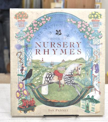 The National Trust Book of Nursery Rhymes,Ian Penney,古書,古本,千葉,佐倉,京成佐倉,アベイユブックス