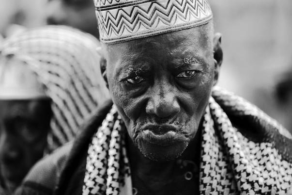 Vieux malien