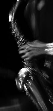 Le saxophoniste de Christophe Tardy