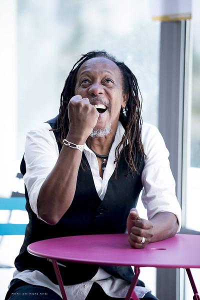 Joel Toussaint comédien