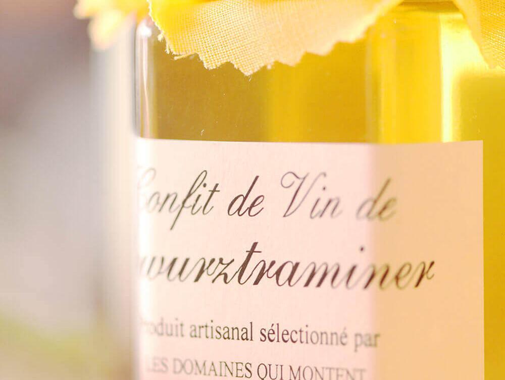 Confit de vin