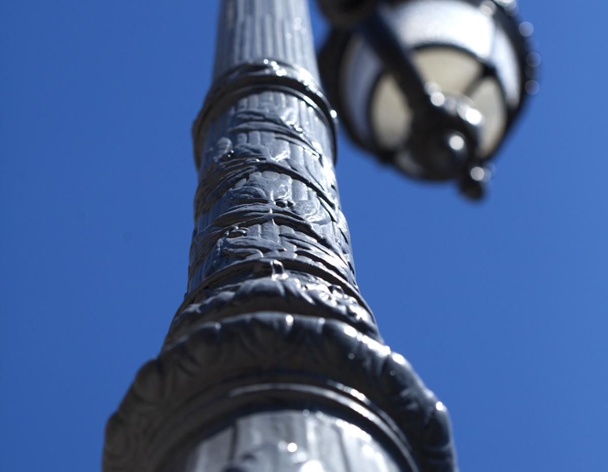 Lyon lampadaire