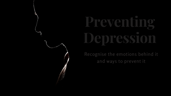 Deep Dark World of Depression
