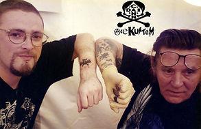 dai cann ace kustom tattoo northenden