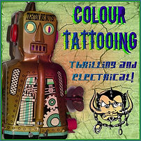 Northenden Manchester custom tattoo artist Dai Cann