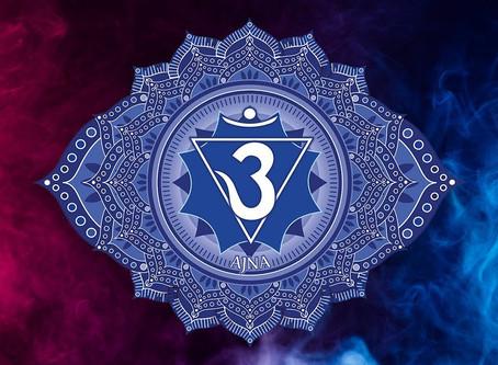 The Third-Eye Chakra - Ajna