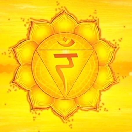 The Solar Plexus Chakra - Manipura