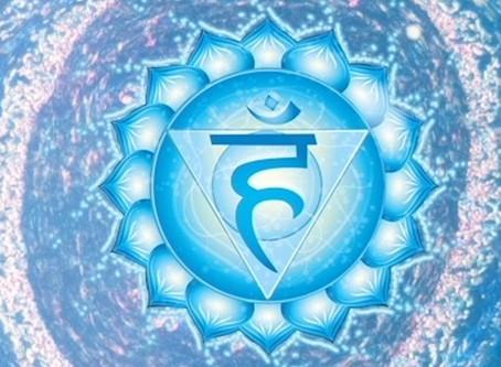 The Throat Chakra : Vishudda