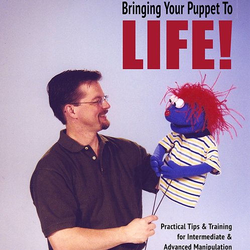 """Bringing Your Puppet to Life"""