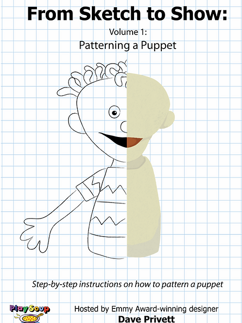 Sketch To Show Vol. 1: Patterning A Puppet DOWNLOAD