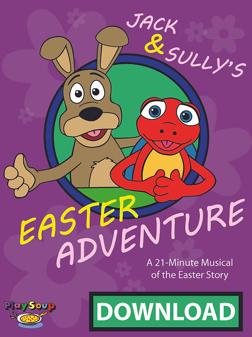 Jack & Sully's Easter Adventure Download