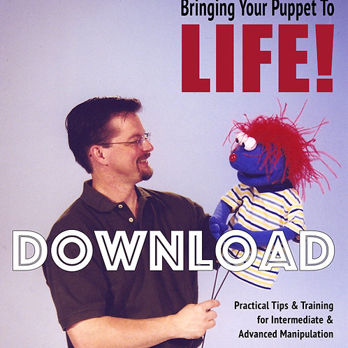 Bringing Your Puppet To Life - Download
