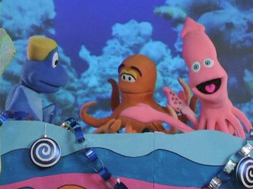 Christmas Under the Sea - Set