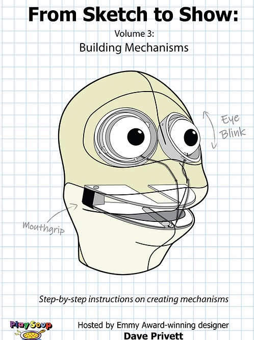 Sketch To Show Vol. 3: Building Mechanisms DOWNLOAD