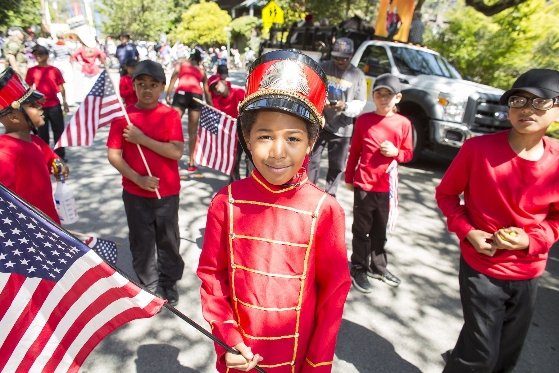 Mill Valley Memorial Day Parade