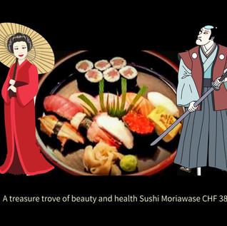 A treasure trove of beauty and health Su