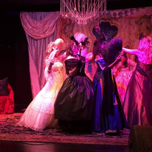 Dance of the Courtesans